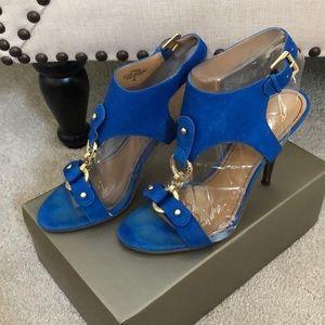 Bezel heels by Nine West